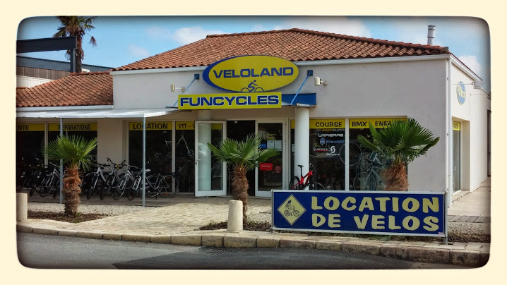 Vélo Land - Fun Cycles